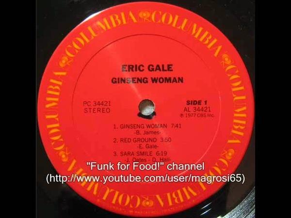 Eric Gale Ginseng Woman 1977