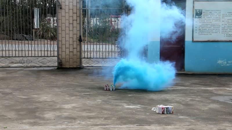 МА0509 B Дым Синий