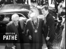 Edward Kennedy Pays Visit To Ireland 1964