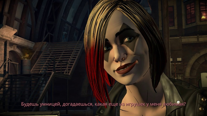 Batman The Enemy Within Episode Episode 3 треснувшая маска