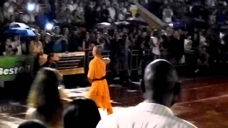 Shaolin Monks [Cheboksary, 2014]