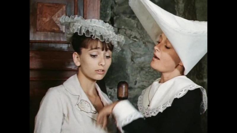 Небесные ласточки 1976 мюзикл комедия реж Леонид Квинихидзе