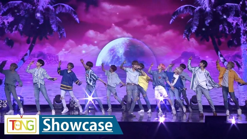 SEVENTEEN(세븐틴) Our dawn is hotter than day Showcase Stage (Oh My!, 어쩌나, 우리의 새벽은 낮보다 뜨겁다)