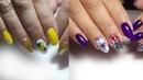 Укрепление ногтей гелем без опила/ТРЕЩИНА на ногтях/КОРРЕКЦИЯ ногтей твердым материалом