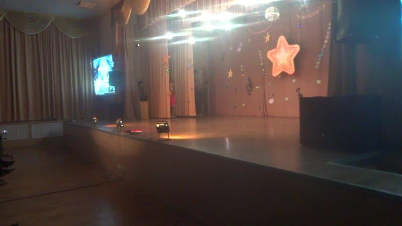 Дебют первокурсника 2018 в ДНМУ Танец Буги вуги Стиляги