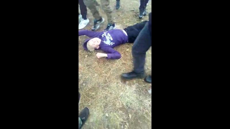 Зверское избиение мальчика в Коряжме