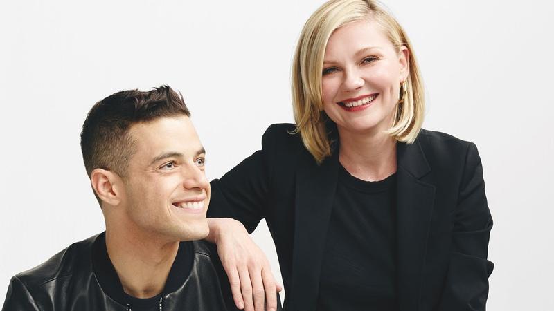 Kirsten Dunst Rami Malek - Actors on Actors - Full Conversation