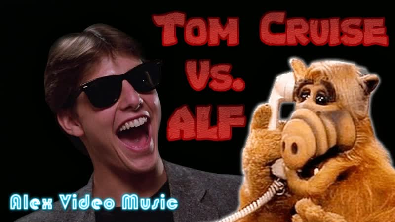 Bob Seger The Silver Bullet Band - Old Time Rock N Roll [Tom Cruise Vs. Alf Dance Scene]