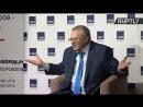 [RT на русском] Пресс-конференция Владимира Жириновского по итогам выборов президента России