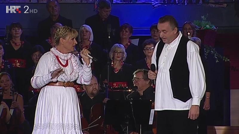 Etno duo Goga i Zeljko Moja Drava Krapina 2018