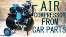 AIR COMPRESSOR FROM CAR TRUCK PARTS