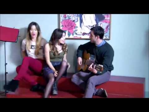 Seré Lali Espósito y Luciano Pereyra Esperanza y Joaquin 26 08 15
