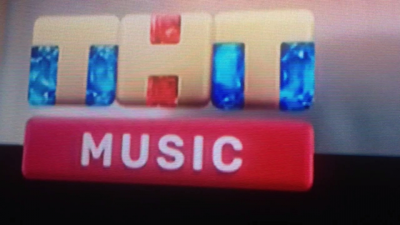 [CamRip] Логотип Новый ТНТ Music (ТНТ, 11.07.2018)
