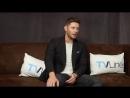 Jensen Ackles Talks Supernatural Season 14 Comic Con 2018 TVLine