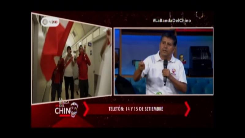 Entrevista al Padre isidro y las Gemelas Raisa y Sirena en La Banda