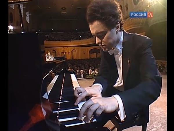 Evgeny Kissin plays Prokofiev Romeo Juliet Piano Sonata no 8 video 2009