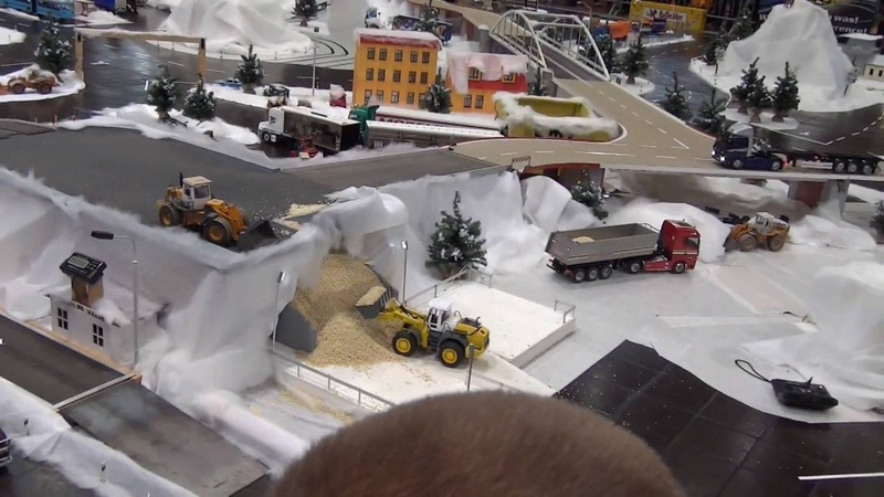 D-Edition TV präsentiert die RC Multifunktions Truck Modellbau Messe Leipzig 2016