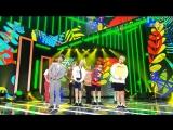 Pentagon - Naughty Boy @ Music Core 180922