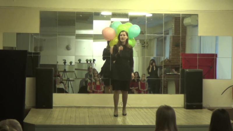 "Концерт Студии ""Синкопа"" 14 03 2018 поют Алексеевы"