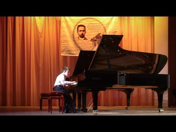 А.Н.Скрябин. Прелюдии №4 e-moll, №17 as-dur, op.11 24 прелюдии для фортепиано