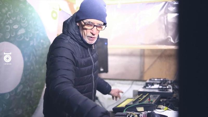 Alexander Robotnick in 180gr OFF (interview live) - Epp! il Borgo Elettronico, Dec 2018