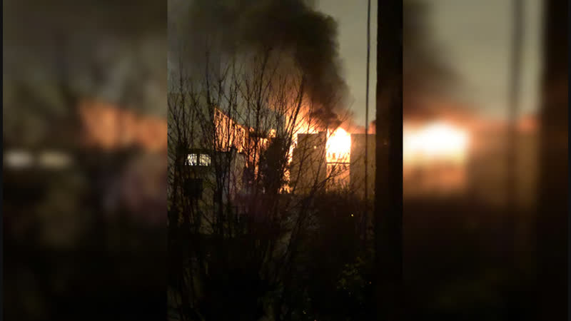 Пожар на юго-западе Парижа погибли 7 человек