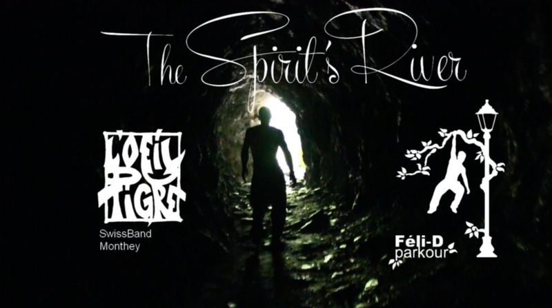 OO The Spirit's River Oo Short film/court métrage || Féli-D Parkour Monthey