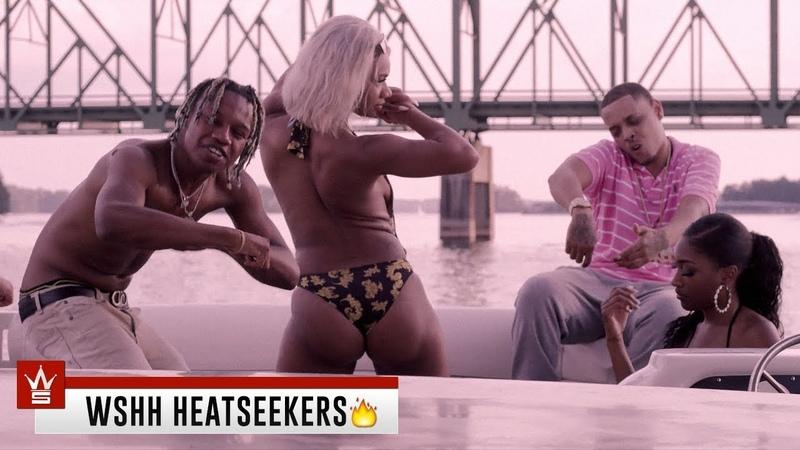 OJ Da Juiceman Superstar Simmy - Im The One! (WSHH Heatseekers - Official Music Video)
