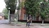 #DZIDZIO (Дздзьо) - #Кадлак. Outdoors walking with saxophone. #Саксофонст Андрей Романенко