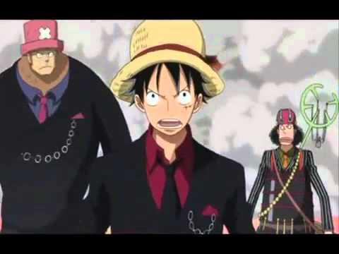 Ван пис Бригада One Piece AMV Brigada
