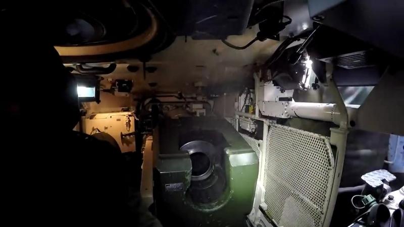 GoPro Hero 4 Black ⁄ Arrow 17 PSVK Leopard 2A6 Live Fire Exercise