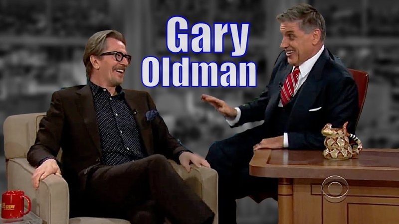 Gary Oldman Craig Ferguson - Memories Of NY Back In The Day