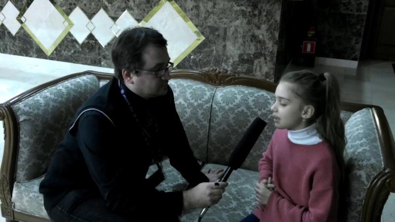 Интервью с Эфи Гьикой (ДЕ 2018, Албания)