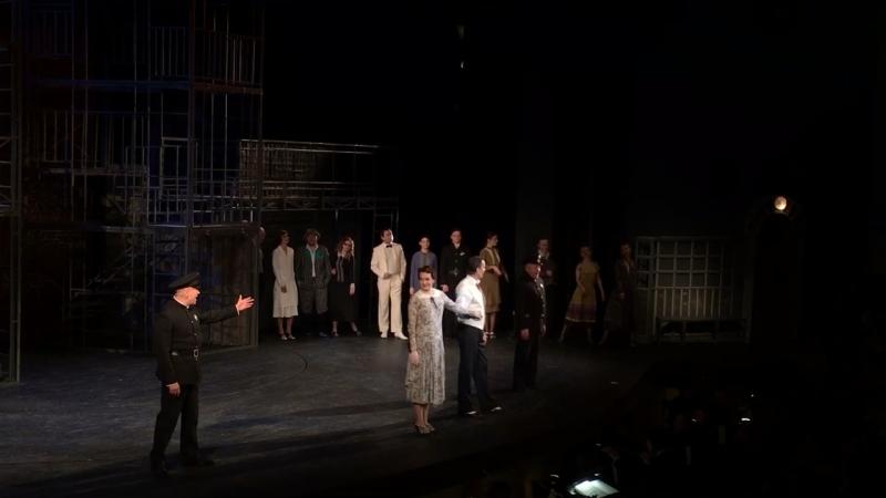 Дороги, которые нас выбирают - Театр Сатиры 17.03.2018