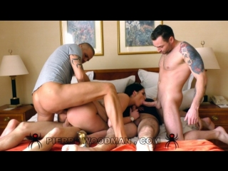 Протестили на кастинге у вудмана woodman casting loren minardi - hard - in bed with 4 men порно dp, anal, gangbang, ass licking