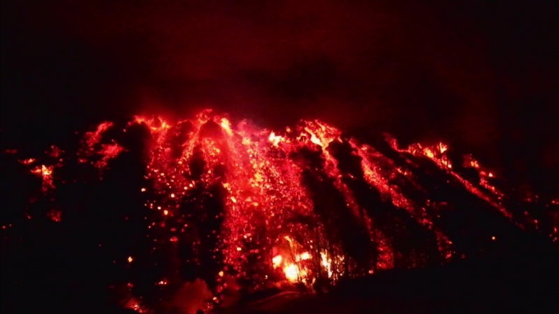 Камчатка. Жизнь на вулкане