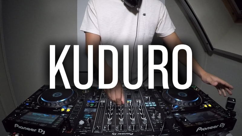Kuduro Bubbling Mix 2018 | The Best of Kuduro 2018 by Adrian Noble