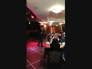 Дмитрий Чураков-Песня Атаманши(ресторан