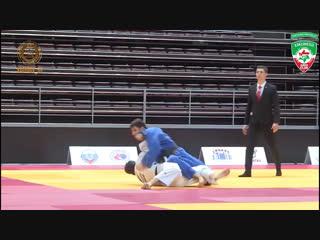 Чеченская команда стала обладательницей золотой медали на первенстве России по дзюдо