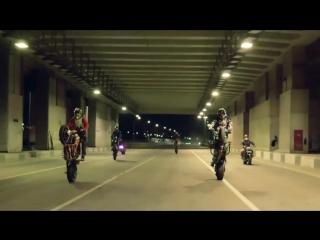 Stunt ride | Street kill | Moscow