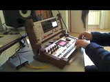Andrea Pedra live with elektron MD &amp MnM