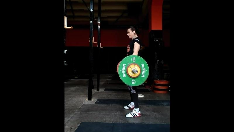 Толчок 80 кг связка толчковая 73 кг