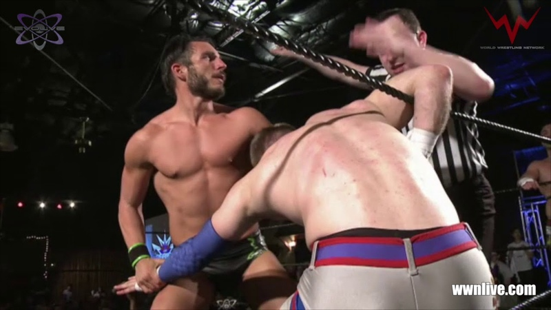 WWN Freebie: Ibushi, Gargano TJP vs. Ospreay, End Scurll (WWN Supershow 2016)