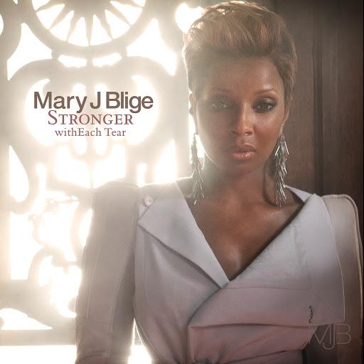 Mary J. Blige альбом Stronger withEach Tear (International Version)