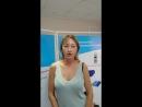 Ирина после обучения по работе c Тренажером Маркелова