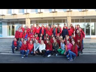 Shaumburger Jugendchor is visiting Krasnoyarsk childrens choir Kamerton