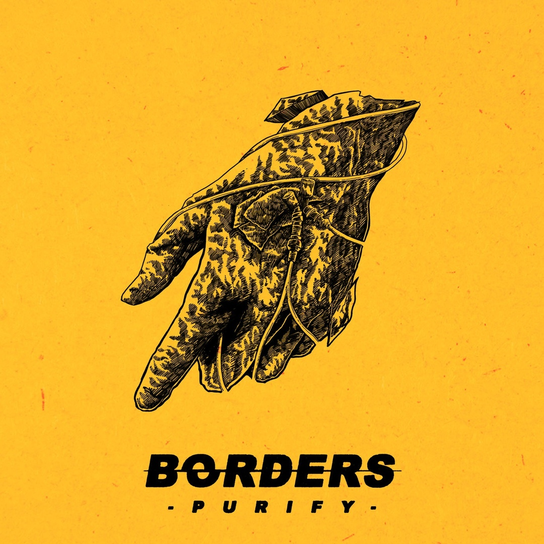 Borders - Purify (2019)