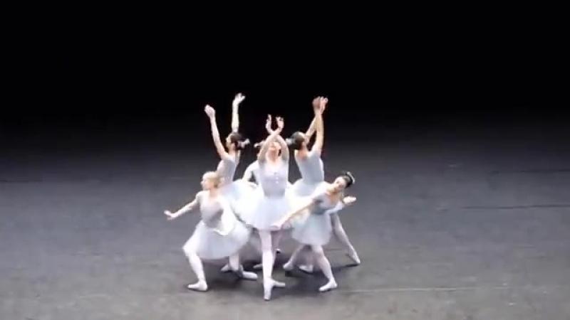 Балет с юмором. Балерины жгут так, что обхохочешься. Смотри, такое ты ещё не видел!