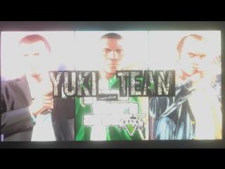 Интро бесплатное для YUKI_TEAM!