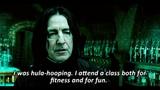 How Snape actually hurt his wrist (Harry PotterBrooklyn Nine-Nine)